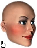 moove online Avatar Head